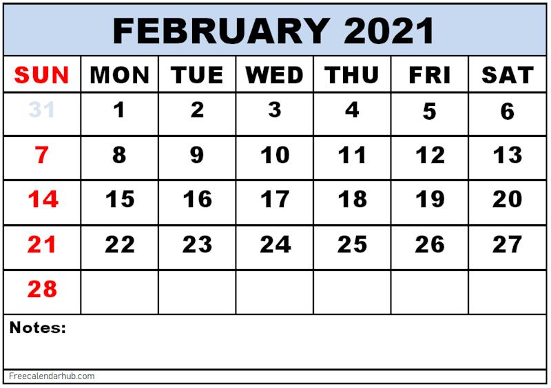 2021 Calendar Templates Editable By Word : Printable as a ...